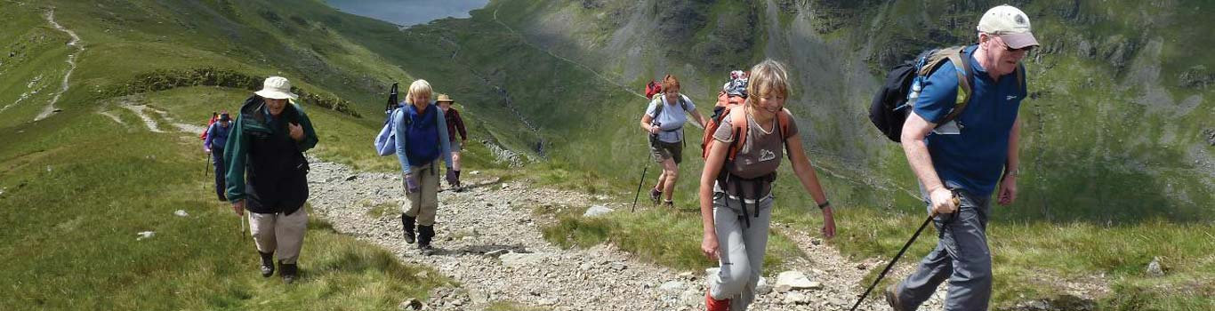 Private Group Walking Holidays UK