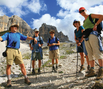 Self-Guided Walking Holidays in Italy