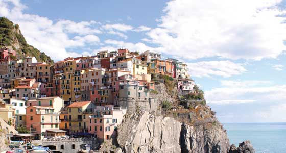 Cinque Terre Guided Walk | Guided Walking Holidays in Italy