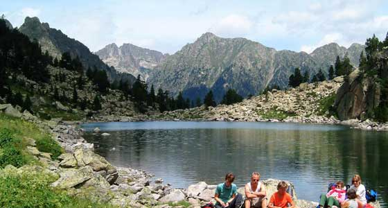 Self-Guided Walking Holidays in the Catalonia region of Spain