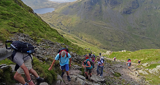 Guided Coast to Coast Walk - 17 Days | Guided Walking Holidays in the United Kingdom