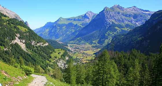 The Wildstrubel Circuit | Guided Walking Holidays in Switzerland