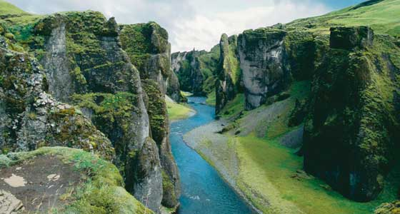 Walking in Iceland | Guided Walking Holidays in Iceland