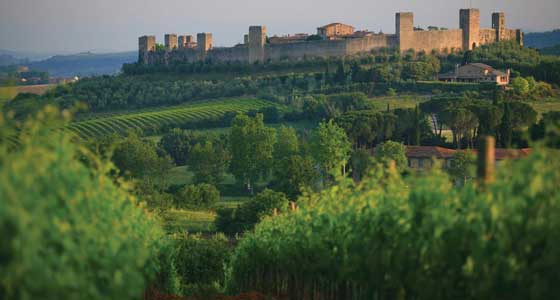 Cycling South of Siena | Self-Guided Cycling Holidays in Italy