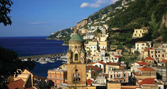 Self-Guided Walking Holidays on Italy's Amalfi Coast - 8 Days