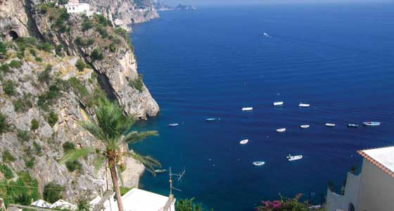 Self-Guided Walking Holidays on Italy's Amalfi Coast - 6 Days