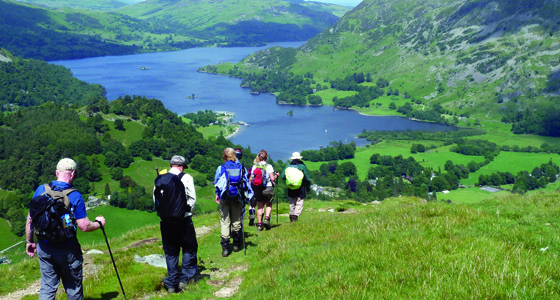 Self-Guided Walking Holidays along the United Kingdom's Coast to Coast Path - 16 Days