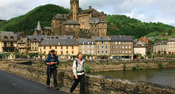 Self-Guided Walking Holidays on the Way of St. James