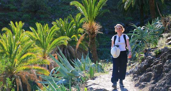 Self-Guided Walking Holidays in La Gomera - 11 Days