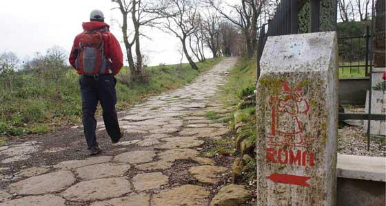Self-Guided Walking Holidays in Italy's Francigena Way