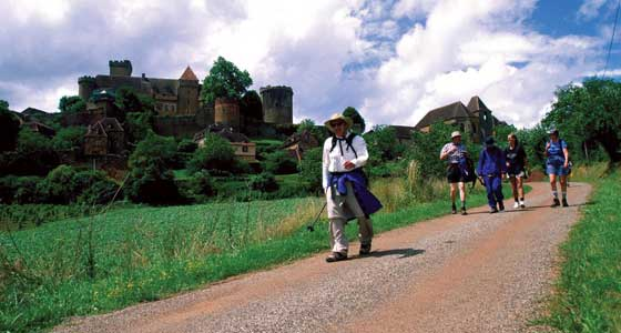 Self-Guided Walking Holidays in Dordogne - 10 Days