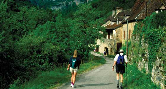 Self-Guided Walking Holidays in Dordogne - 8 Days