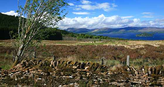 Self-Guided Walking Holidays | John Muir Way in Scotland
