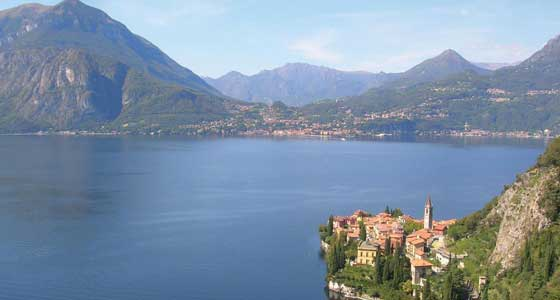 Self-Guided Walking Holidays around Italy's Lake Como