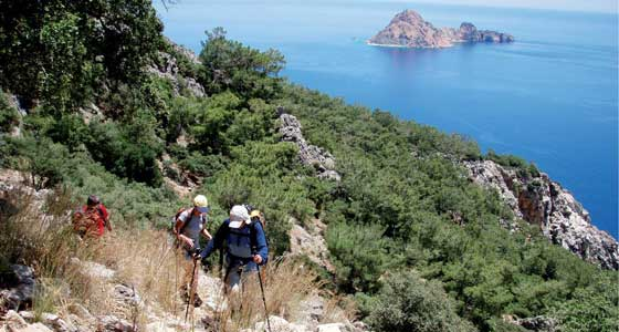 Self-Guided Walking Holidays on the Lycian Way