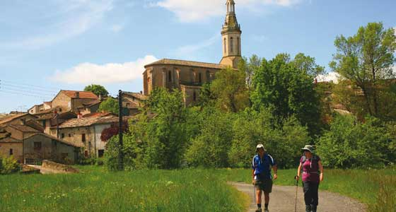 Self-Guided Walking Holidays in France's Tarn and Aveyron