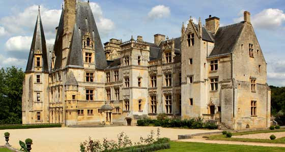 Self-Guided Walking Holidays around Normandy in France
