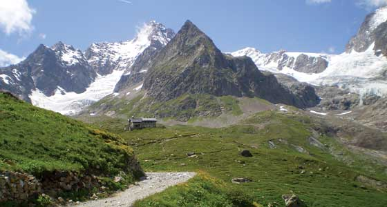 Self-Guided Walking Holidays around Mont Blanc