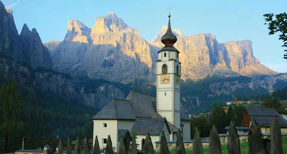 Self-Guided Walking Holidays in Italy's Dolomites
