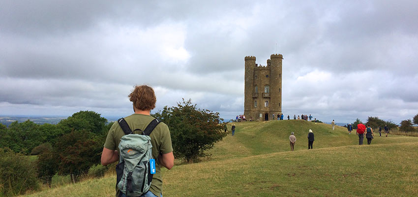 broadway tower, cotswolds - Sherpa Expeditions