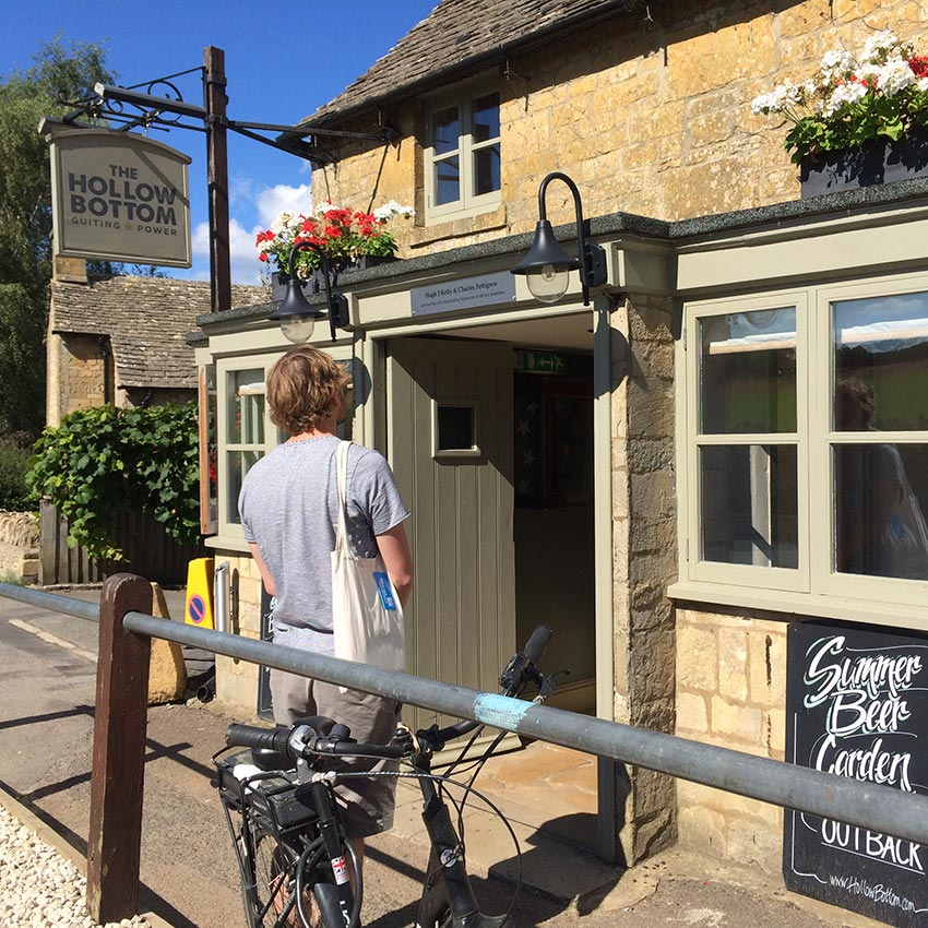 English pubs in the Cotswolds, Sherpa Expeditions UK