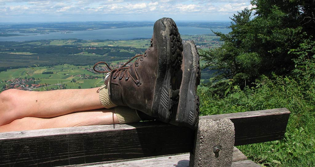 buy hiking boots, soles needed for shoes - walking holidays