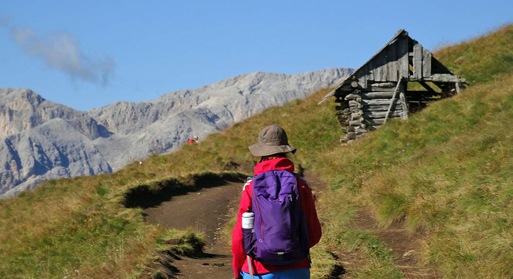 Bring a reusable water bottle on your walking holiday - Sherpa Expeditions