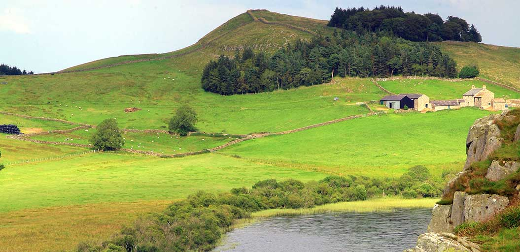 best walks in uk - Hadrian's Wall Path - Sherpa Expeditions