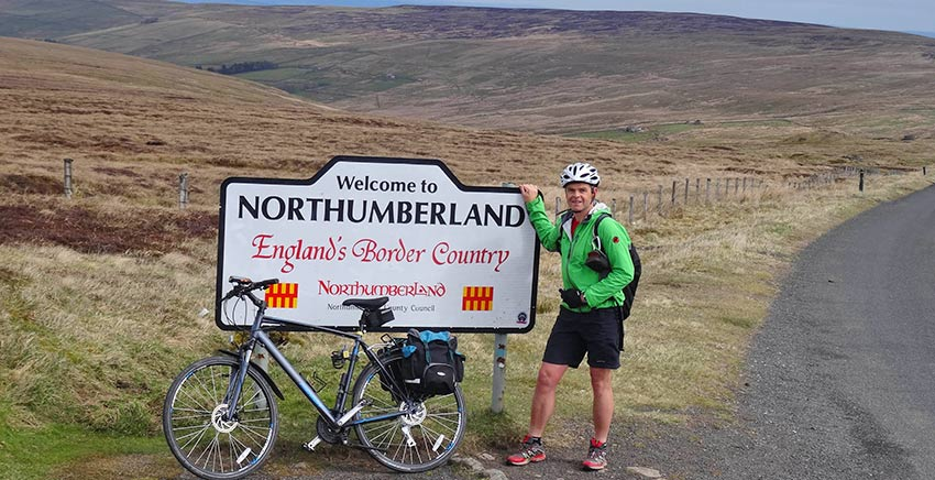 New Coast to Coast cycle holiday - Sherpa Expeditions UK