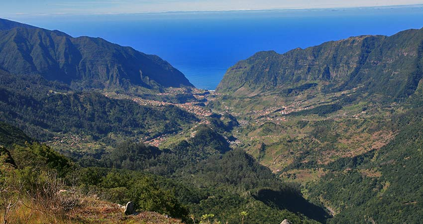 enjoy the viewpoints when in Madeira - Sherpa Expeditions