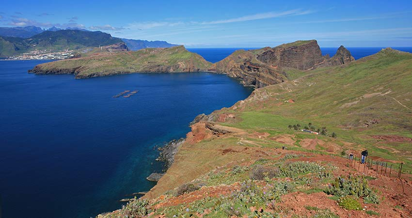 Viewpoints on Madeira walking holidays - Sherpa Expeditions