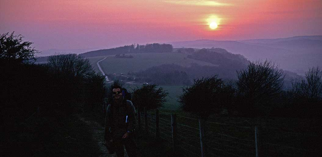 walks in south England: the South Downs Way with Sherpa Expeditions