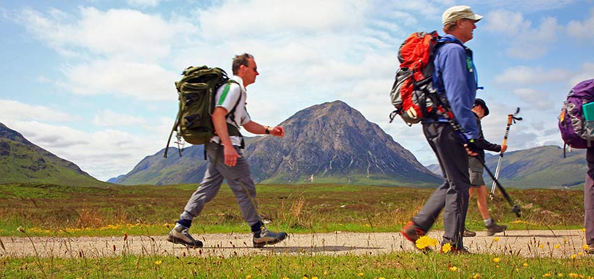 walking the west highland way - sherpa expeditions