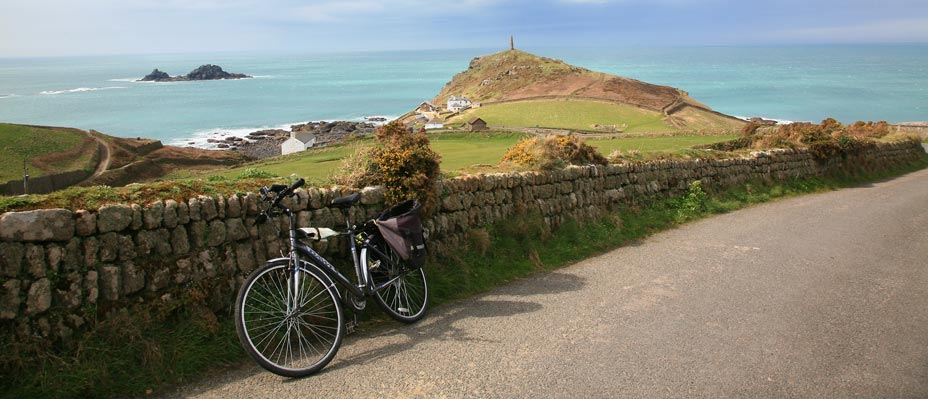 Self-Guided Cycling in Cornwall