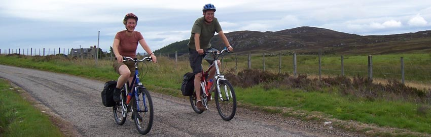 Self-Guided Cycling Scotland