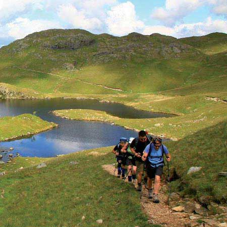 Guided Walking Holidays in the UK and Europe