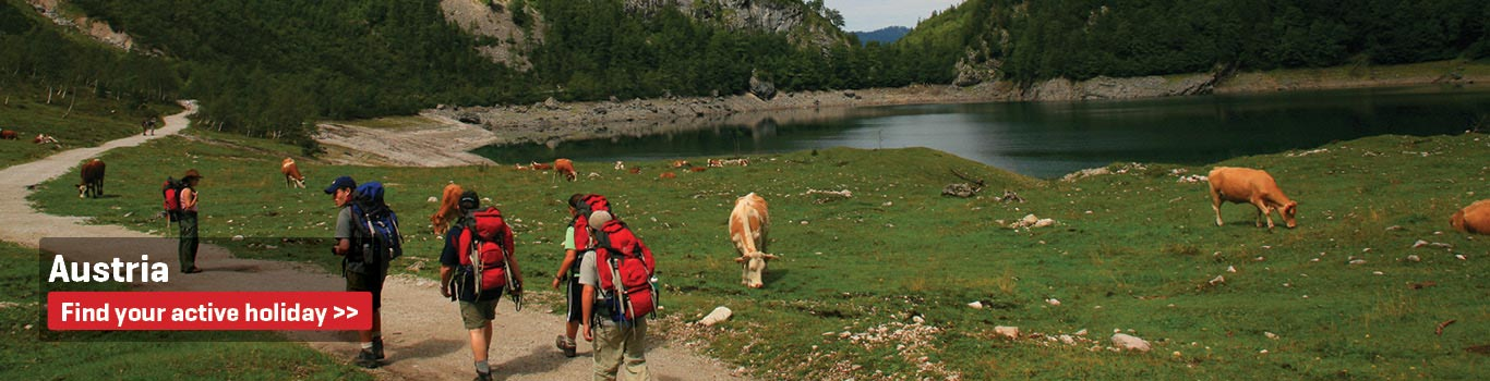 Self-Guided Walking Holidays Austria