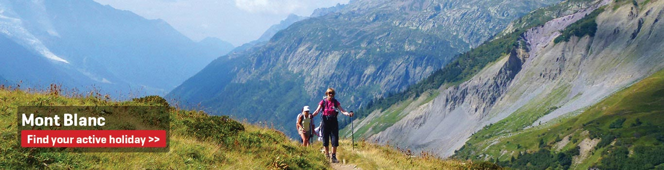 Mont Blanc Walking Holidays - Tour 4