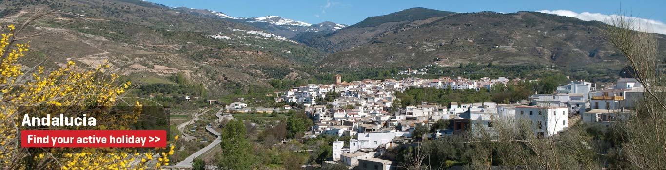 Walking Holidays in Andalucia 1