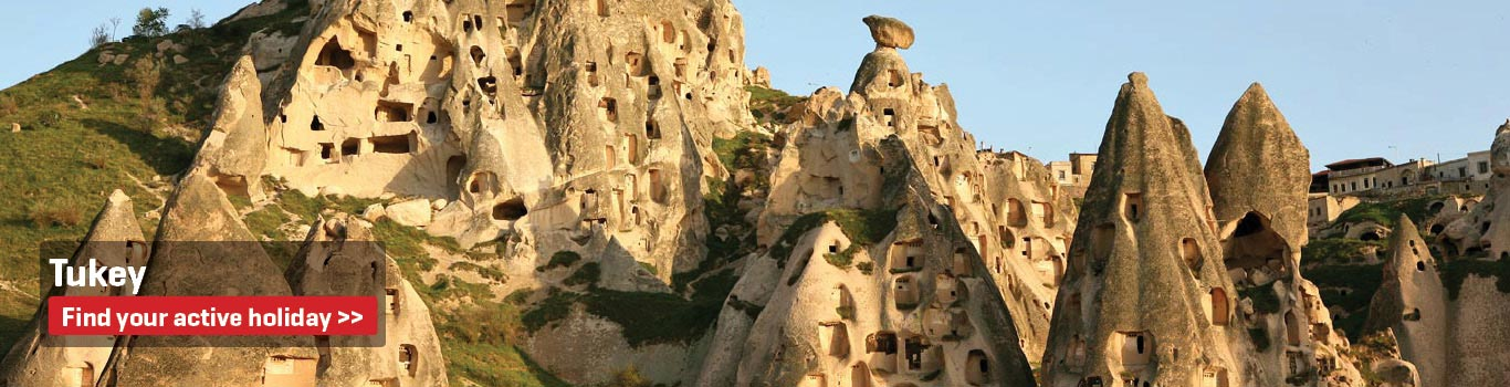 Self-Guided Walking Holidays in Turkey