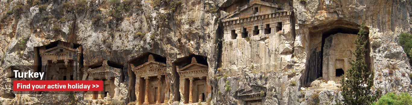 Self-Guided Walking Holidays in Turkey 4