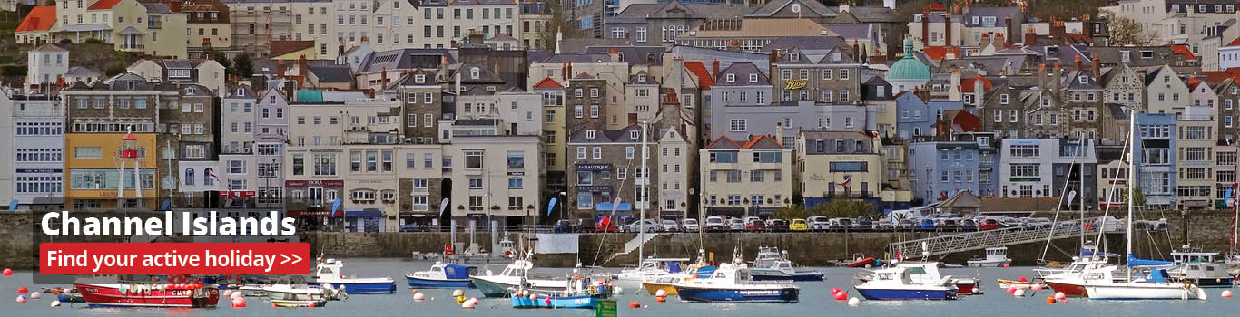 Jersey & Guernsey Channel Islands Hiking Holidays