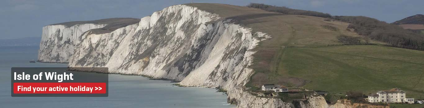 Isle of Wight - Walking and Cycling Holidays in the United Kingdom