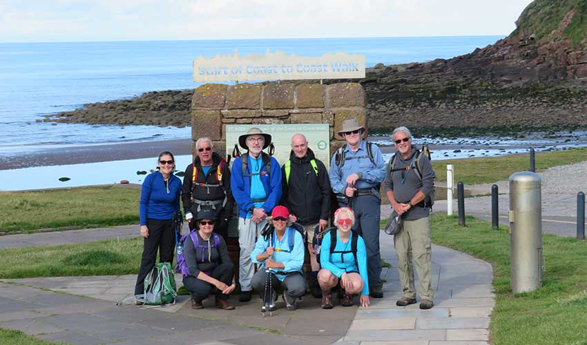 Guided Coast to Coast Walk