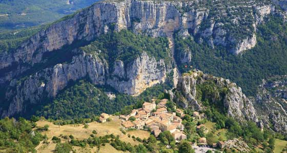 Self Guided Walking Holidays in Haute Provence