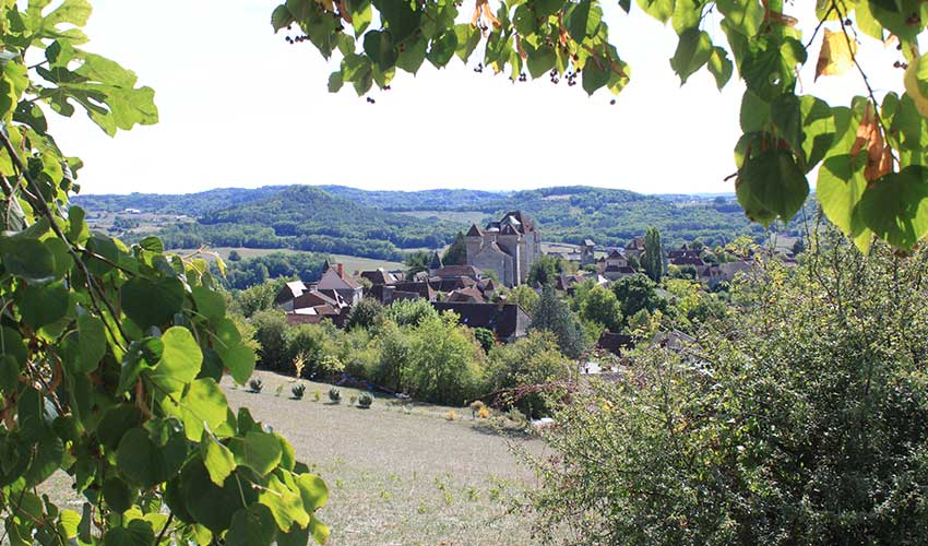 Dordogne Self-Guided Walking