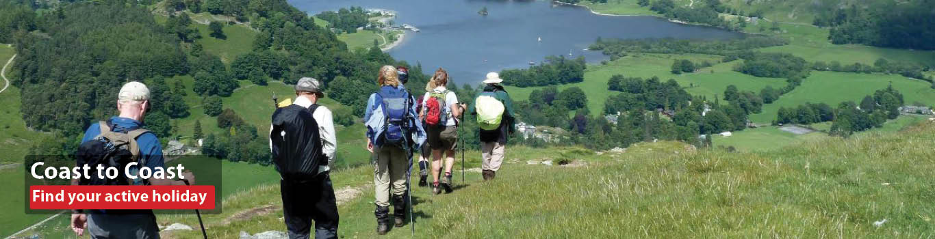 Coast to Coast - Walking and Cycling Holidays in the United Kingdom