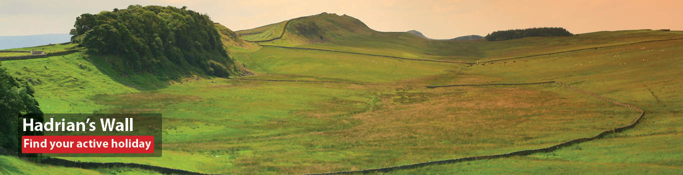 Hadrian's Wall Path - Walking Holidays in the United Kingdom