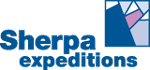 Sherpa Expeditions Walking Holidays Logo